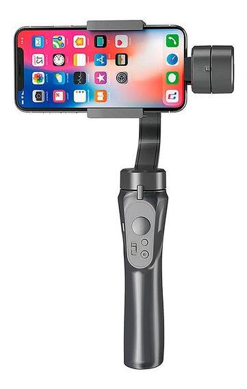 Estabilizador Câmera Profissional Bastão Flutuante Com 3 Eixos Controle De Estabilidade E Posição Automática Usb
