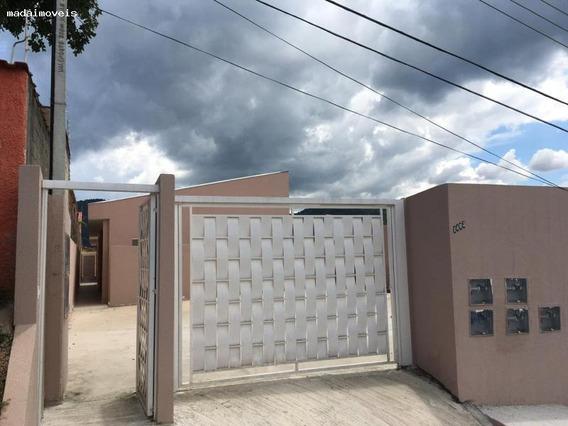 Casa Em Condomínio Para Venda Em Mogi Das Cruzes, Vila Suíssa, 2 Dormitórios, 1 Suíte, 2 Banheiros, 1 Vaga - 1966_2-882364