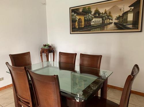 Renta Apartamento Amueblado En Zona 15, Vista Hermosa 1