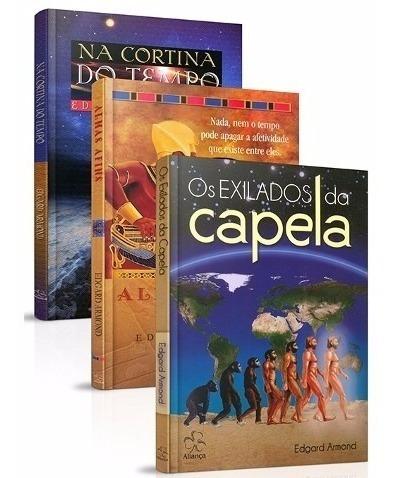 Trilogia - Exilados Da Capela + Brinde
