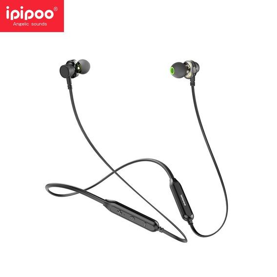 Ipipoo Fones De Ouvido Esportivos Bluetooth Montados No Pesc