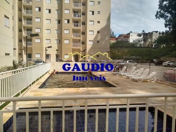 Ótimo Apto Garden 52 M² C/2 Dorms - Lazer -sem Garagem - 714
