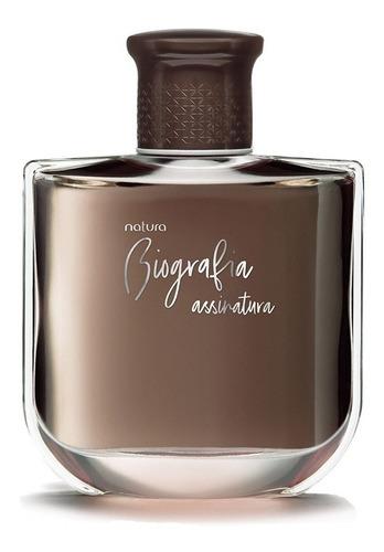 Perfume Biografía Assinatura Masculino Natura
