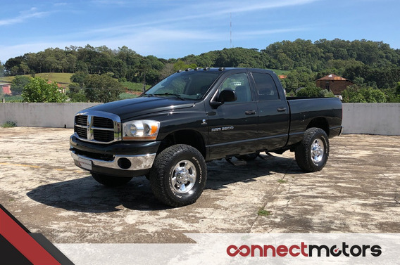 Dodge Ram 2500 Heavy Duty Slt 4x4 - 2006