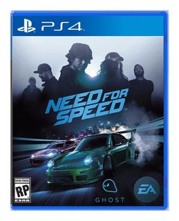 Need For Speed Ps4 - Juego Fisico - Prophone