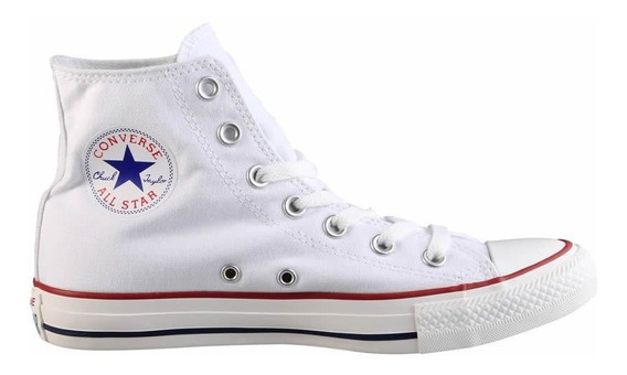 Tenis Converse Bota Blanco Optical White Original