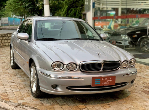 Jaguar X-type - 2001