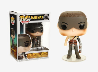 Funko Pop Movies Mad Max Fury Road Imperator Furiosa