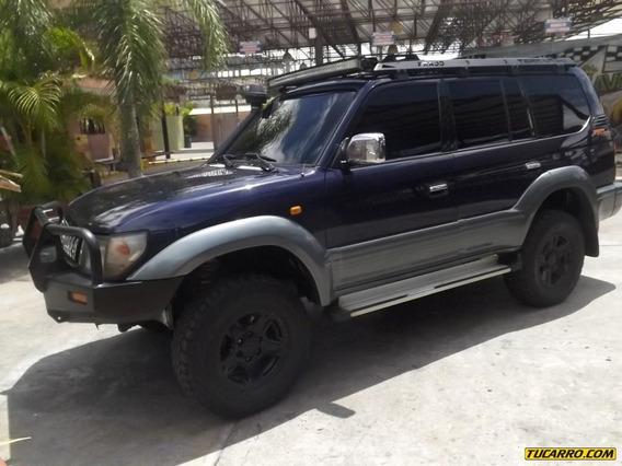 Toyota Prado Lt