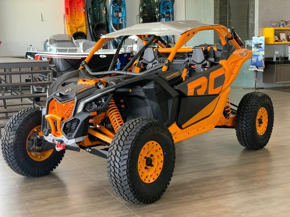 Utv Can Am Maverick X3 Xrc 192 Hp. A Pronta Entrega