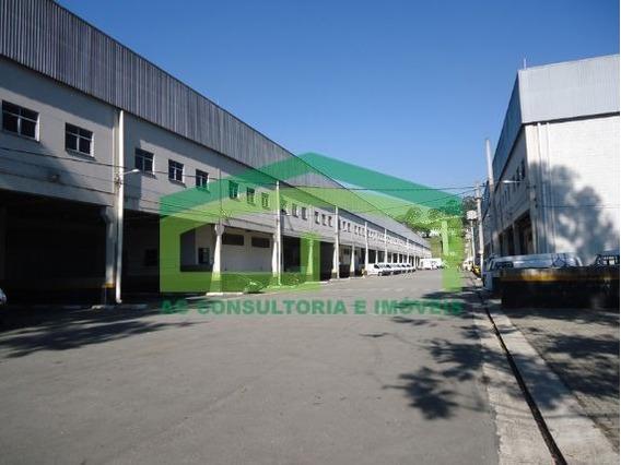 00578 - Galpao, Jardim Alvorada - Jandira/sp - 578