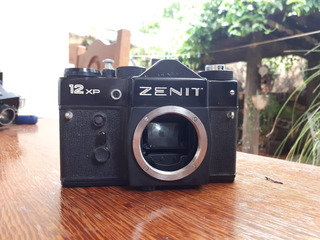 Corpo Camera Zenit 12xp- Fotometro Funcionando