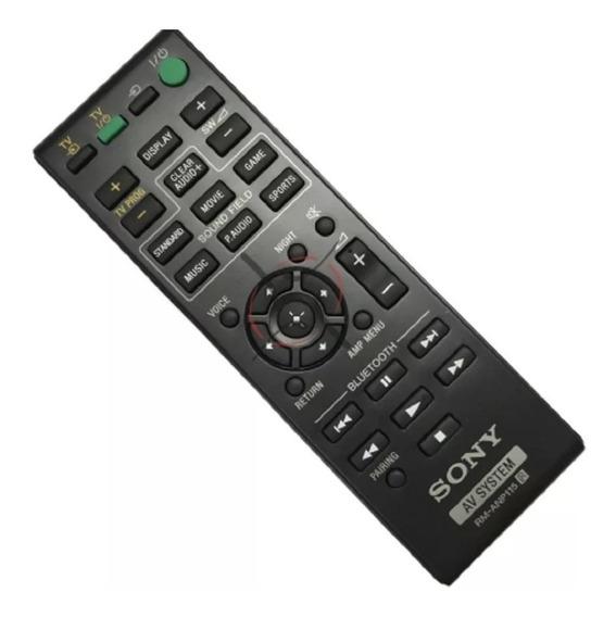 Controle Original Sony Rm-anp115 Soundbar Ht-ct370 Ht-ct770