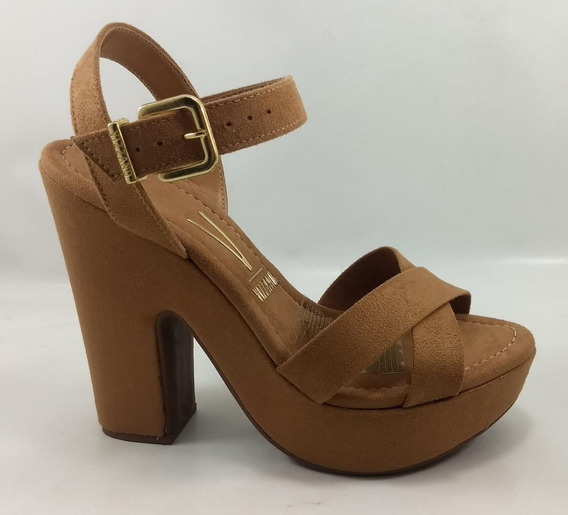 Sandalia Vizzano Mujer Plataforma Taco 6281-127 Verano2020