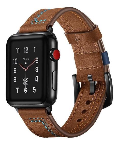 Correa Extensible Apple Watch Piel 42/44mm Iwatch J26