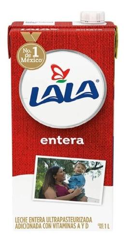 Imagen 1 de 2 de Leche Lala Entera 1 Lt 1pza..