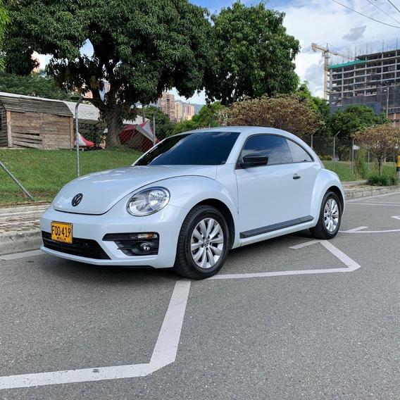 Volkswagen Newbeetle 2019
