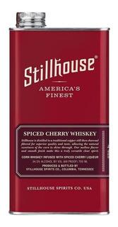 Whisky Stillhouse Spiced Cherry 750ml Lata