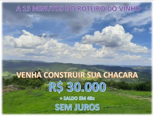 Imagem 1 de 14 de Terrenos/lotes - Construa Sua Casa De Campo - São Roque