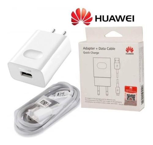Ac Cargador Huawei Carga Rapida Usb-c Type C Original