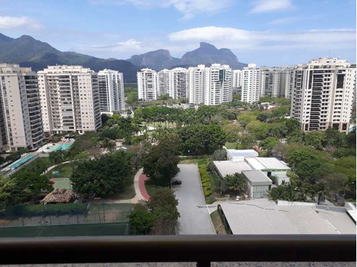 Imagem 1 de 15 de Apartamento-à Venda-barra Da Tijuca-rio De Janeiro - Svap30100