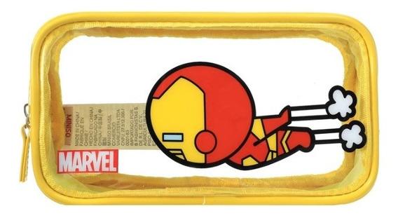 Necessaire Miniso Marvel - Homem De Ferro