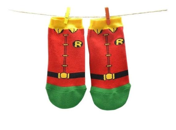 Socks Robin | Batman | Oficial Dc