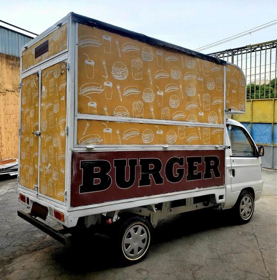 Effa Picape Start 2011 Food Truck Apenas 37.000 Kms