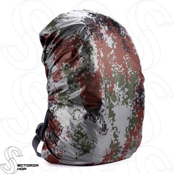 Funda Impermeable Mochila Varios Colores 45 Litros