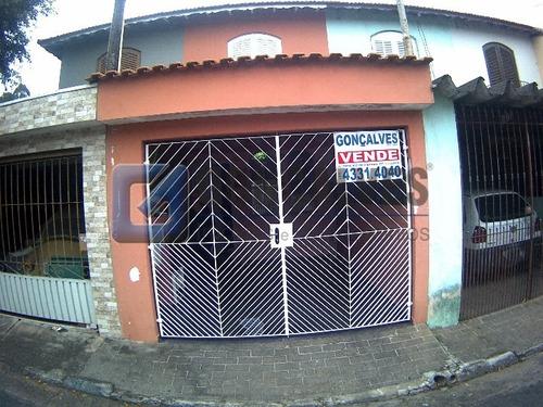 Venda Sobrado Sao Bernardo Do Campo Demarchi Ref: 139553 - 1033-1-139553