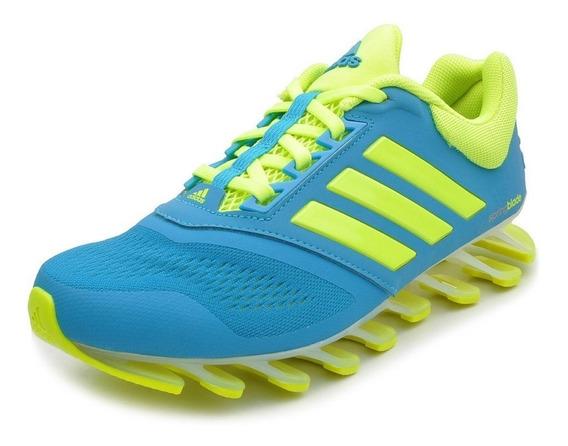 Tenis adidas Atleticos Springblade Drive 2 Hombre No. D69783