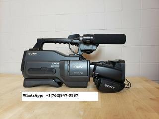 Sony Hvr-hd1000u High Def Minidv Camcorder