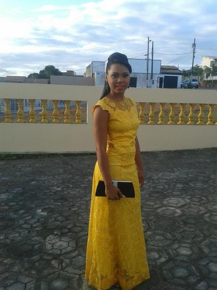 Vestido Para Cerimônias E Formaturas