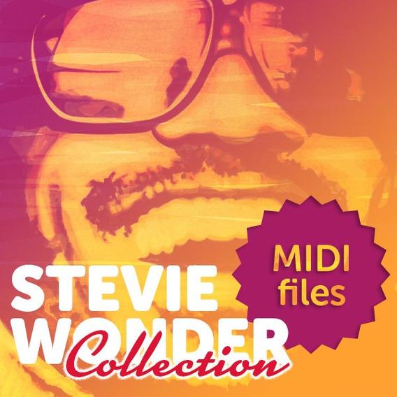 Coleção Stevie Wonder Midi