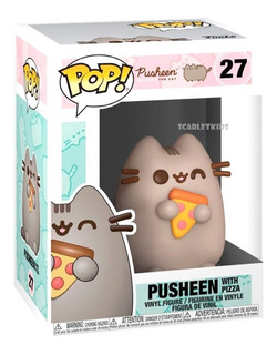 Funko Pop Pusheen The Cat Orig Pusheen El Gato Scarlet Kids