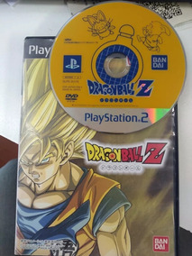 Dragon Ball Z Budokai Ps2 Midia Fisica Original