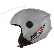 Capacete Moto New Liberty Three Pro Tork Branco