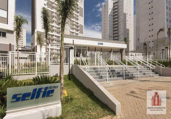 Residencial Atua Selfie Vila Prudente - Ap0898