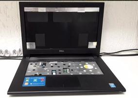 Carcaça Completa Dell Inpiron 14 3000 Series Orig. Cod.717