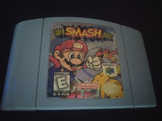 Super Smash Bros 64 Original Americano