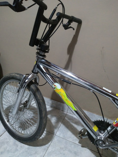 Bicicleta Bxm Rodado 20 Aluminio