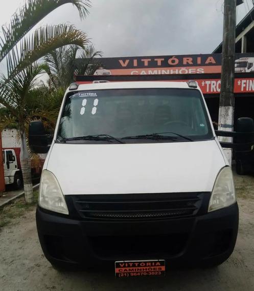 Caminhão Iveco Daily No Chassi 2011