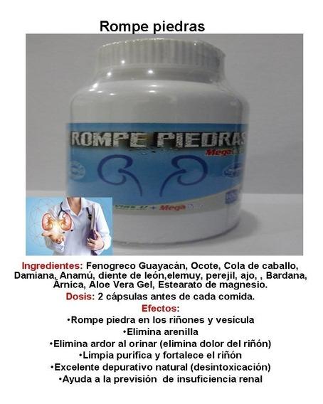 Rompepiedra 5 X 4 ( Piedra Y Arenilla)