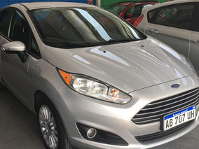 Ford Fiesta Kinetic Design 1.6 Sedan Se Plus 120cv