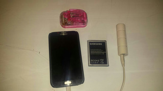 Vendo Samsung Note 2 Con Adsesorios O Permuto Negosiableee