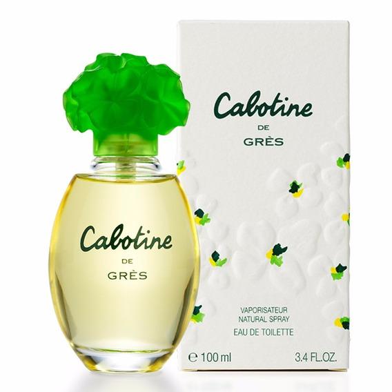 Perfume Cabotine De Grès 100ml Lacrado