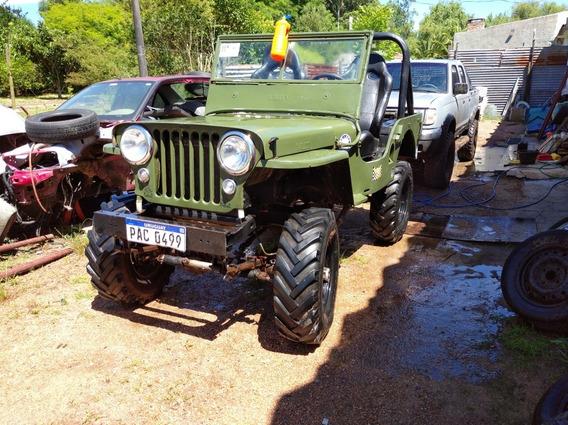 Jeep Willys 4x4 Diesel Willys Diesel 4x4