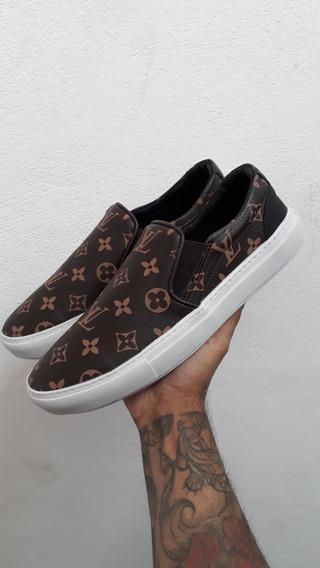 Slip On Iate 2 Masculino Louis Vuitton Black Friday 2019