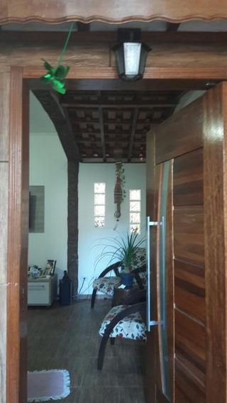 Casa De 2 Quartos Sendo 1 Suíte, Cozinha Esp. Gourmet Churra