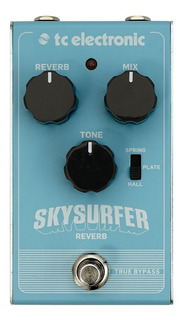 Tc Electronic Skysurfer Pedal Efecto Reverb -boss